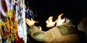 Sarkozy chute du mur de Berlin 09 novembre 1989