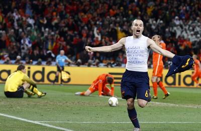 L espagne est championne du monde le blog de ramzi - Finale coupe du monde 2010 ...
