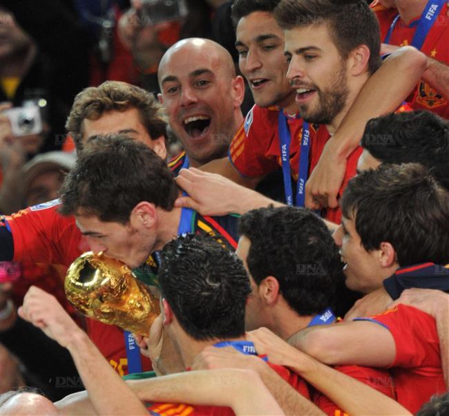 Classement des meilleurs joueurs de la coupe du monde 2010 - Finale coupe du monde 2010 ...