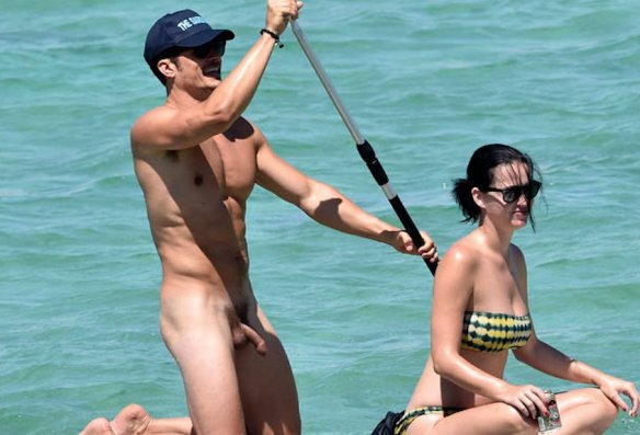 sexe orlando bloom photo non censuree