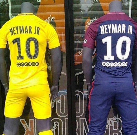neymar psg 10